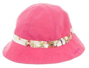 Paul Smith Girls' Floral Print Sun Hat w/ Tags