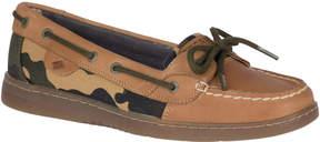 Sperry Angelfish Camo Boat Shoe