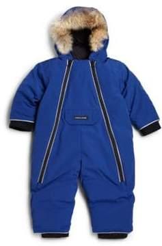 Canada Goose Infant's Fur-Trim Down Snowsuit