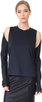 Dion Lee Utility Contour Long Sleeve Tee