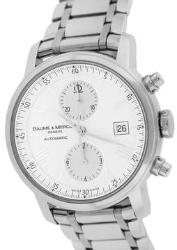 Baume & Mercier Classima 65591 Stainless Steel 42mm Mens Watch