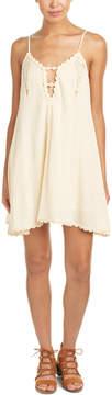 Dee Elly Dee Elle Gauze Tank Dress
