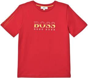 BOSS Red Spain Branded T-Shirt