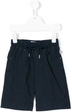 Il Gufo drawstring waist shorts