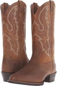Ariat Sport R Toe Cowboy Boots