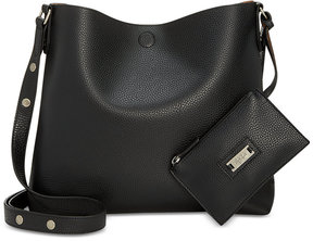 Style & Co Clean Cut Reversible Crossbody, Created for Macy's