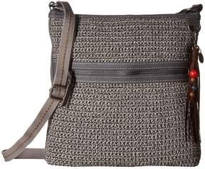 The Sak Lucia Crochet Crossbody Cross Body Handbags