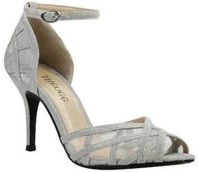 J. Renee J.Renee Mataro Embellished Ankle Strap Pump (Women)