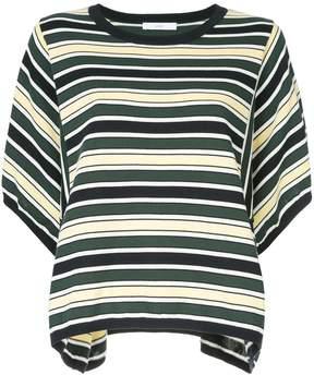 ASTRAET striped jersey T-shirt