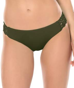Becca by Rebecca Virtue Siren Openwork Ringlet American Tab Side Hipster Bottom