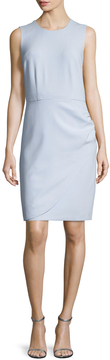 Ava & Aiden Women's Overlap Skirt Sheath Dress