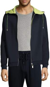 Armani Exchange Men's Hooded Sport Jacket