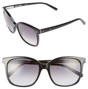 Bobbi Brown Women's The Whitner 54Mm Sunglasses - Black