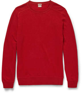 Massimo Alba Knitted Cashmere Sweater
