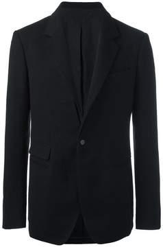 Haider Ackermann fitted single breasted blazer
