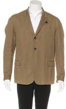 Oliver Spencer Twill Sport Coat