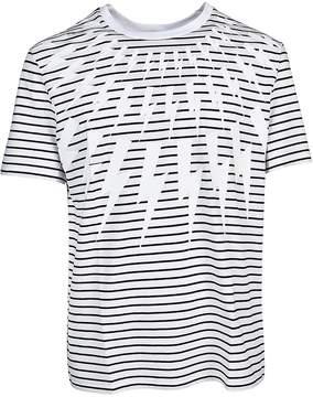 Neil Barrett Lightning Striped T-shirt