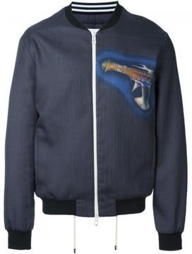 Loewe 'Gun' bomber jacket