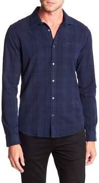 Scotch & Soda Slim Fit Button Down Shirt