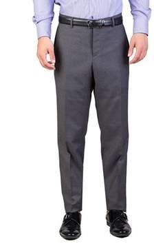 Christian Dior Men's Wool Slim Fit Dress Trousers Pants Light Grey.
