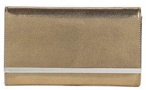 Nordstrom Sparkle Bar Clutch - Metallic