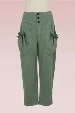 Etoile Isabel Marant Weaver pants