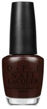 OPI Nail Lacquer Nail Polish, Shh.. It's Top Secret.