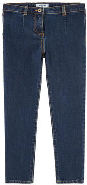 Moschino Girls skinny fit jeans