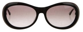 Judith Leiber Jewel-Embellished Sunglasses