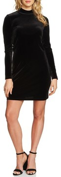 1 STATE Women's 1.state Velvet Sheath Dress