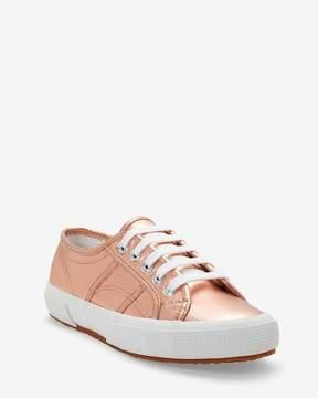 White House Black Market 2750 Superga Rose Gold Sneakers