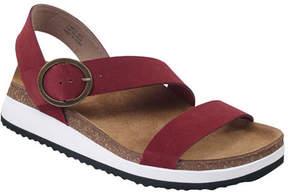 Aetrex Women's Adrianna Quarter Strap Sandal