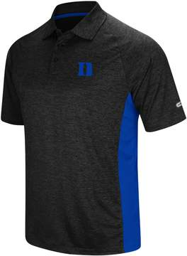 Colosseum Men's Duke Blue Devils Wedge Polo