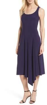 Anne Klein Asymmetrical Knit Dress