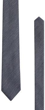 Baldessarini Printed Wool and Silk Tie