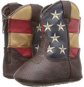 Durango 5 Flag Western Bootie Cowboy Boots