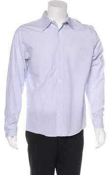 Jack Spade Windowpane Button-Up Shirt