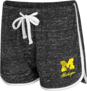 Colosseum Women's Michigan Wolverines Gym Shorts