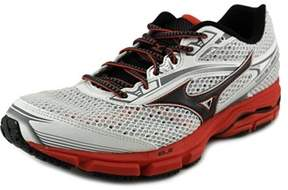 Mizuno Wave Legend 3 Men Round Toe Synthetic White Running Shoe.