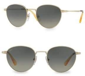 Persol 52MM Aviator Sunglasses