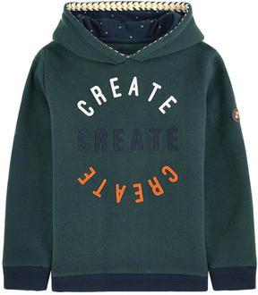 Mayoral Mottled hoodie