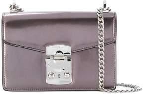 Miu Miu metallic shoulder bag