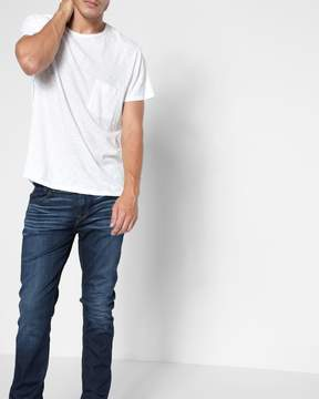 7 For All Mankind Luxe Sport Paxtyn Skinny with Clean Pocket in Momentum