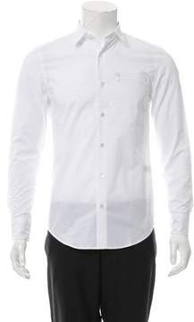 Opening Ceremony Woven Button-Up Shirt w/ Tags