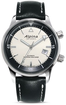 Alpina Seastrong Diver Heritage Automatic Watch, 42mm