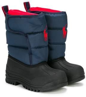 Ralph Lauren Hamilten II EZ winter boots