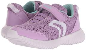 Geox Kids Waviness 3 Girl's Shoes