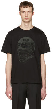 Juun.J Black Break What Must Be Broken T-Shirt