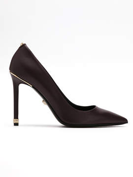 Versace pointed toe pumps