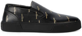 Balenciaga All Over laceless sneakers
